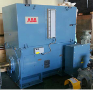 ABB MOTOR(2000HP)(INVERTER TYPE.