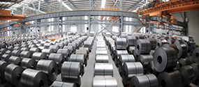 Various Steel Products Supply.