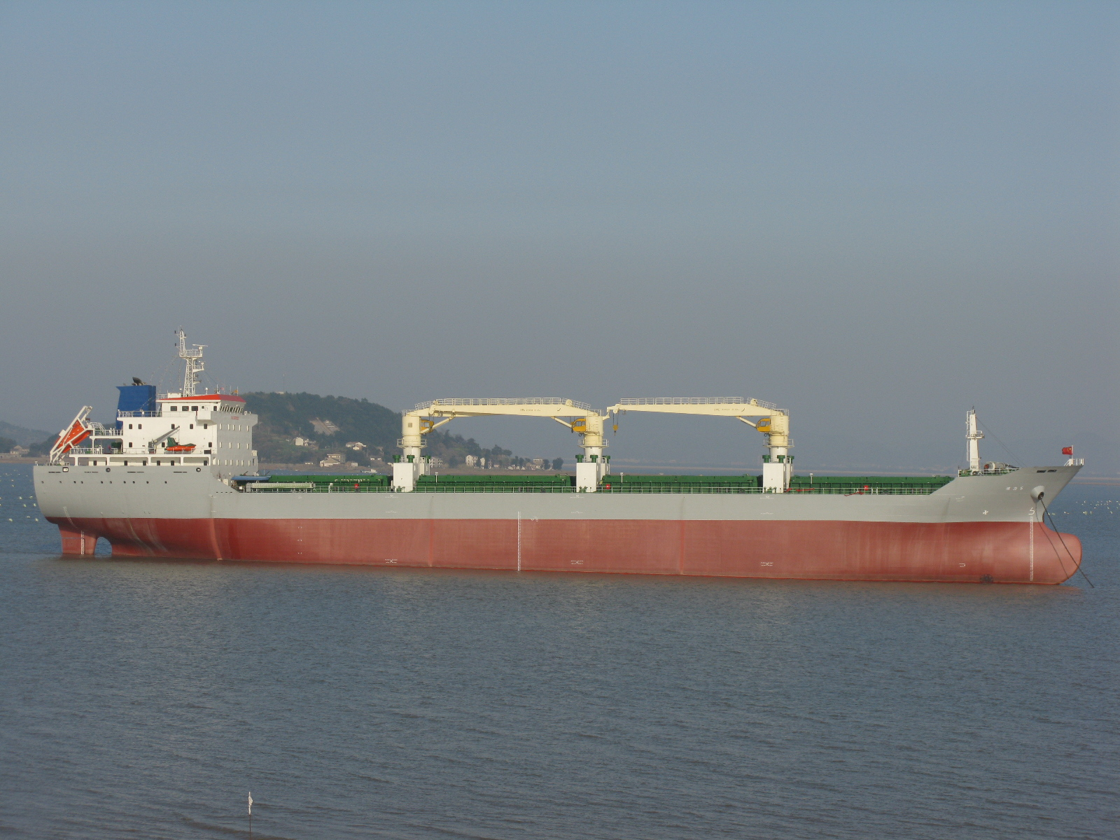 24000dwt bulk carrier for sale -Bulk Carrier-OFFSHORE AND