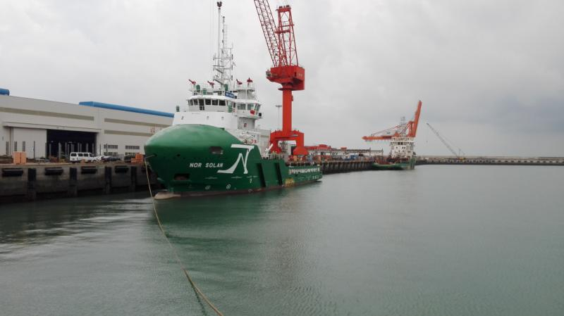 N/B 96Tons BP FiFi II AHTS for sale.